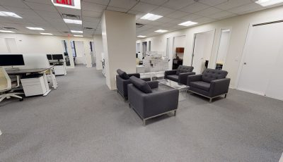 424 Madison Avenue – 3rd Floor 3D Model
