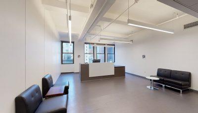 307 West 38th Street: Multi-floor Sublease 3D Model