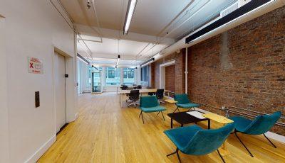 10 East 33rd Street – Entire 4th Floor 3D Model