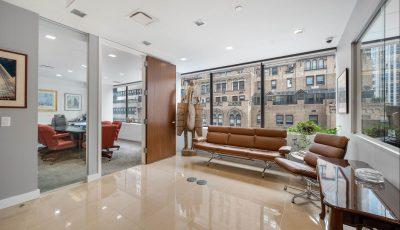 126 East 56th Street – 10th Floor 3D Model
